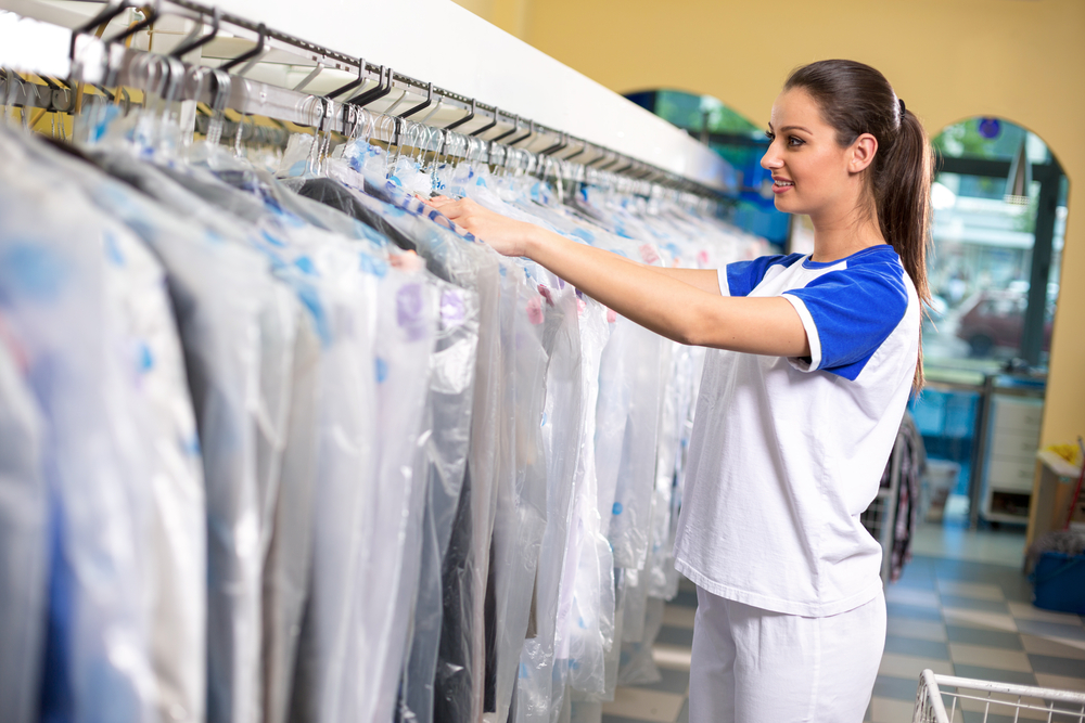 laundry services london